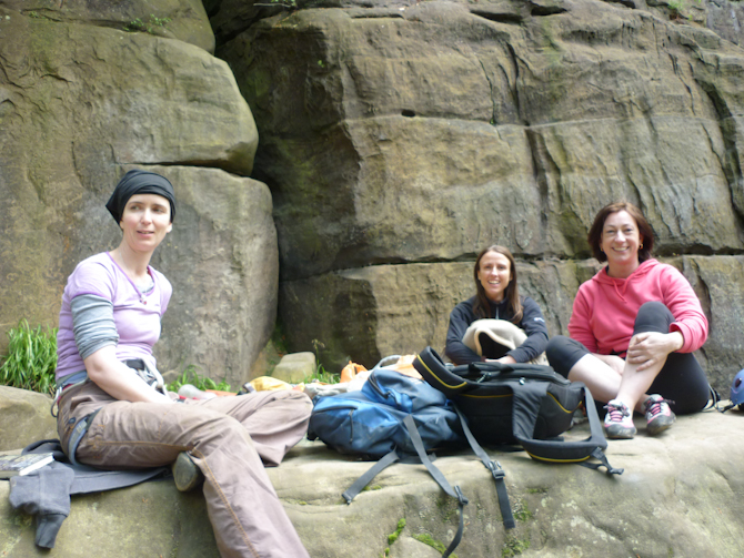 rock-climbing-trips-uk-Harrison's Rocks-tunbridge-wells